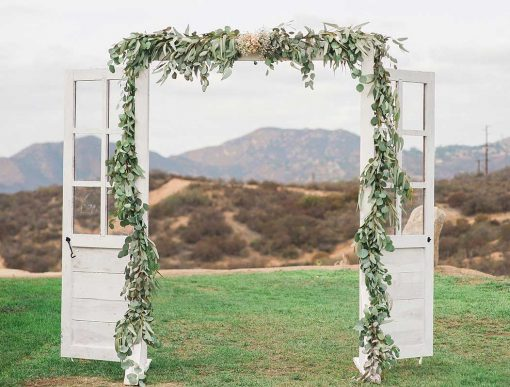 Rustic Wedding Door Rentals San Diego