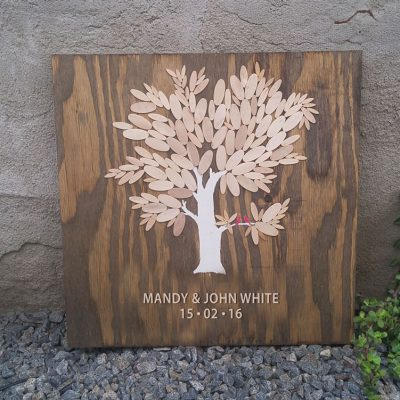 Thumbprint-Tree