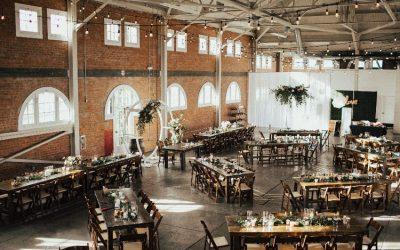 BRICK SD Farm Table Rentals
