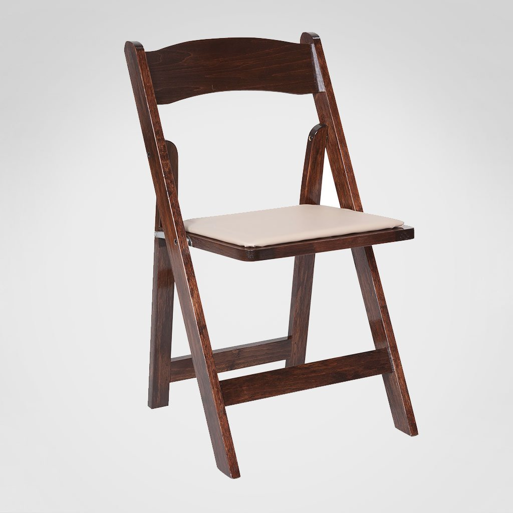 Fruitwood Folding Chair Rental San Diego