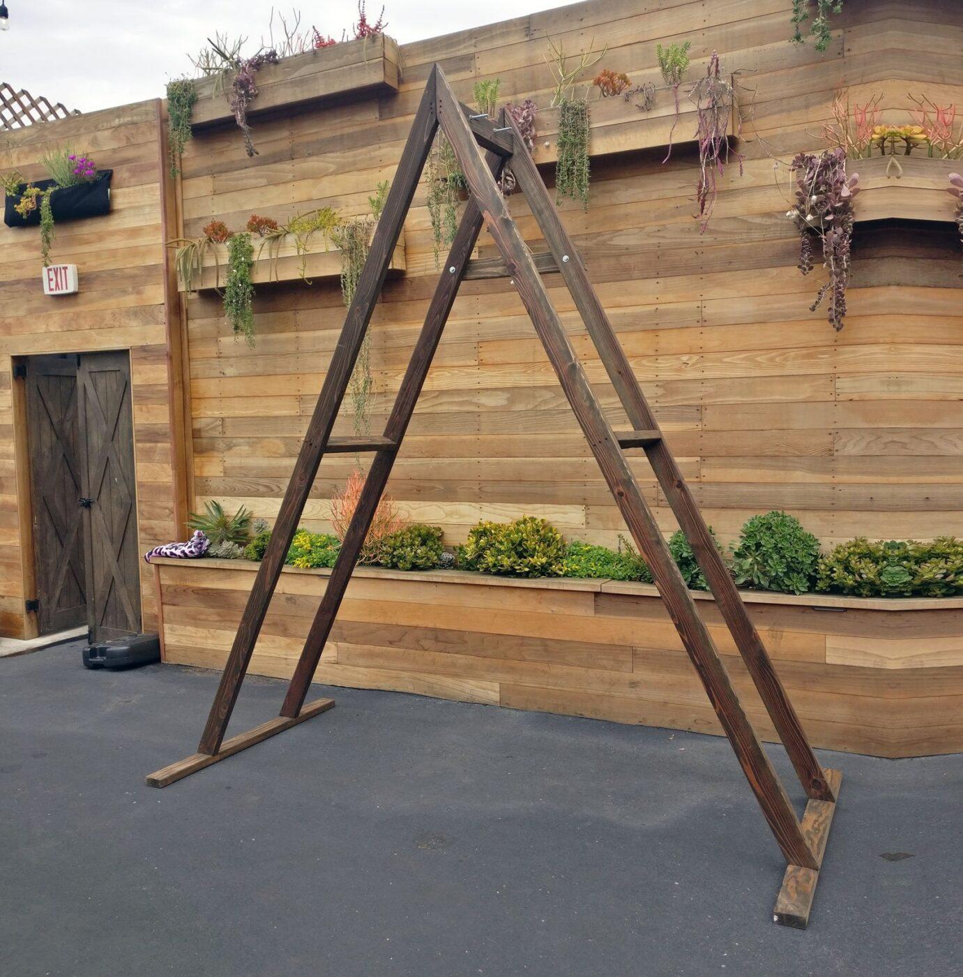 Triangle A Frame Arch Rental San Diego San Diego